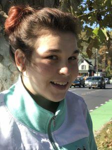Aliza Turscik-Hines, College Prep 2019