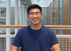 Allen Luo, Cornell student volunteer coordinator for Math TA's, 2019