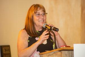 Suzanne Burnham, Academic Outreach and Program Coordinator for CIU