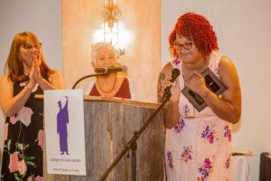Sheena Venay, A.A.S. Restaurant and Hotel Management, TC3 2019