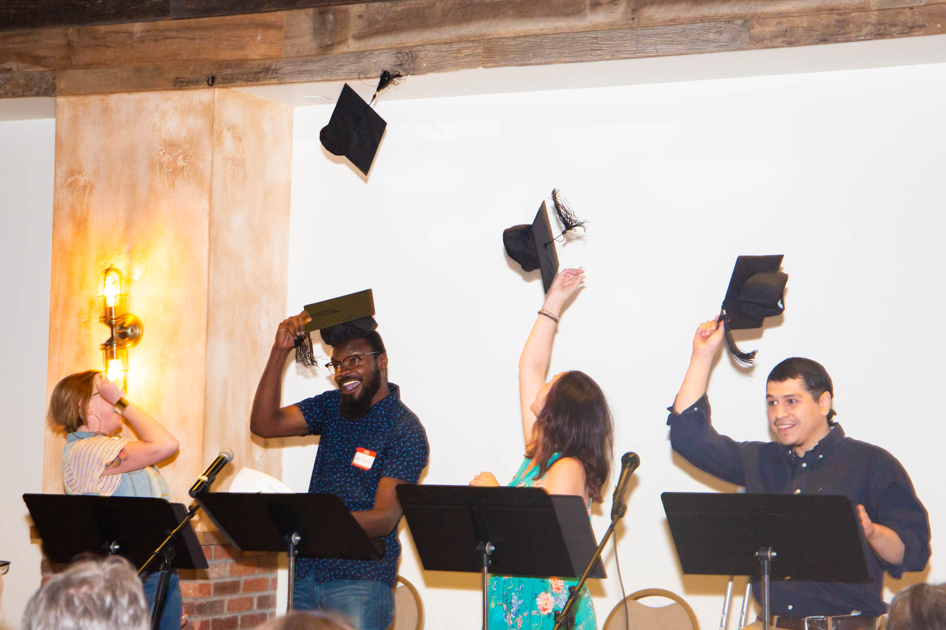 CIU Students Celebrate Graduation in 2019