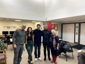 Bard Prison Initiative Reunion with CIU Staff, 2020