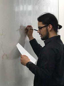 Mathew Oliver-Arroyo, Spring 2019