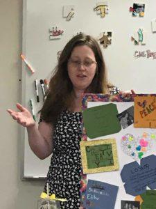 Heather Zaia, Reading/Writing Instructor, 2018-2019