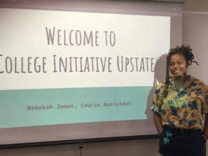 Rebekah Jones, Cornell Volunteer Presenter, Social Issues