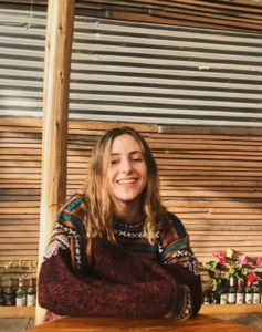 Anna Lifsec, Cornell student volunteer coordinator for College Prep TA's 2017-2019