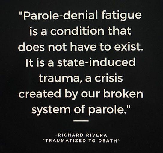 photo for Parole-Denial Fatigue